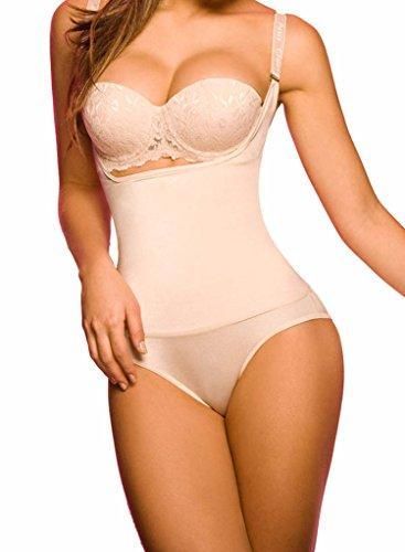 98fabaae92e Camellias Females Seamless Organization Entire body Manage Bodysuit thong  Entire body Shaper Slimmer ...